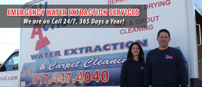 Carpet Cleaning Services, Water Damage Repair, Flood Cleanup - All Action Water Extraction